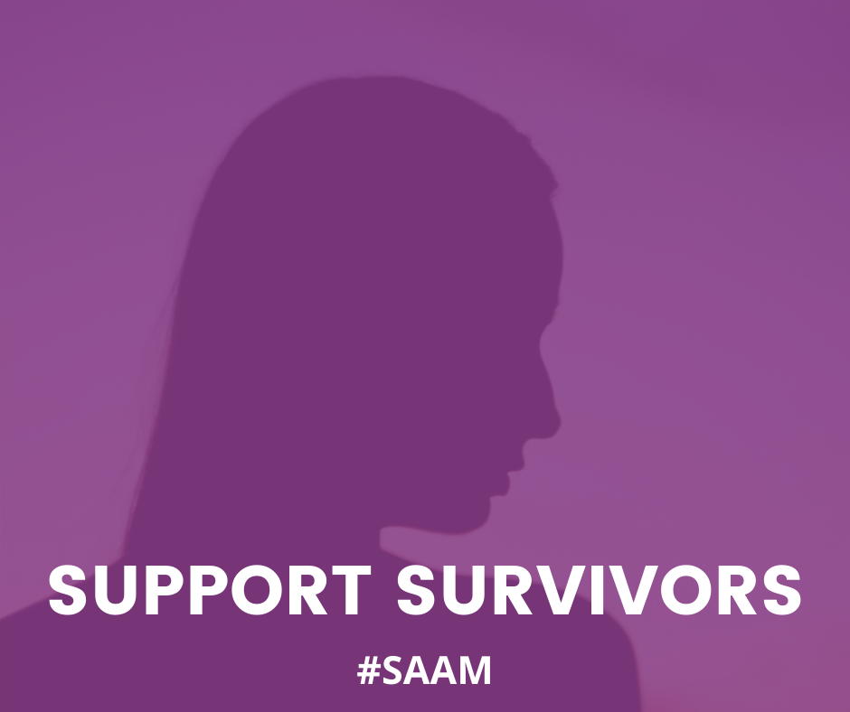 Ayuda Client Shares Her Story for Sexual Assault Awareness Month